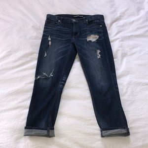 Express Girlfriend Jeans Size 6